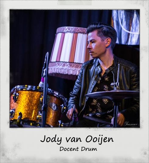 Jody van Ooijen